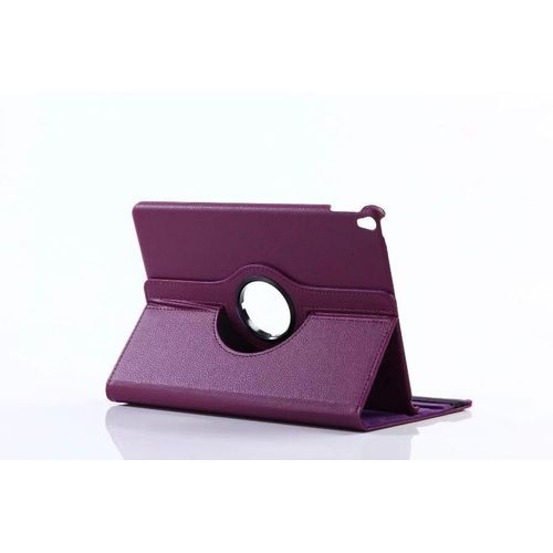 Flat Cover Rotary Protection Case For Apple