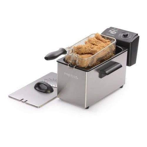 Electric Deep Automated Food Fryer For Home/Office