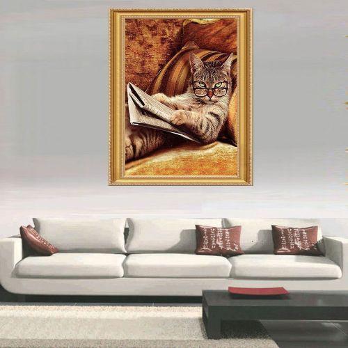 Lodaon 5D DIY Diamond Painting Embroidery Full Square Diamond Home Decor Gift