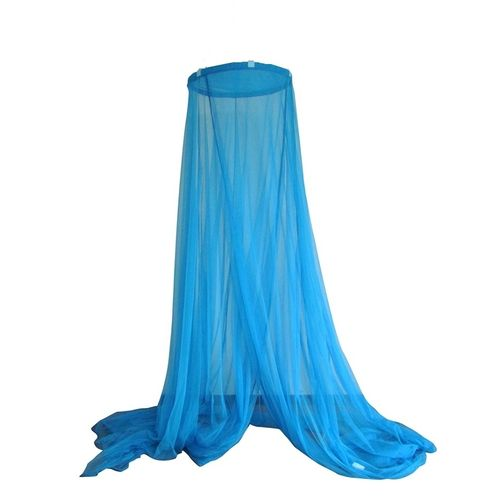 Hanging Treated Mosquito Net For Double Bed - Blue