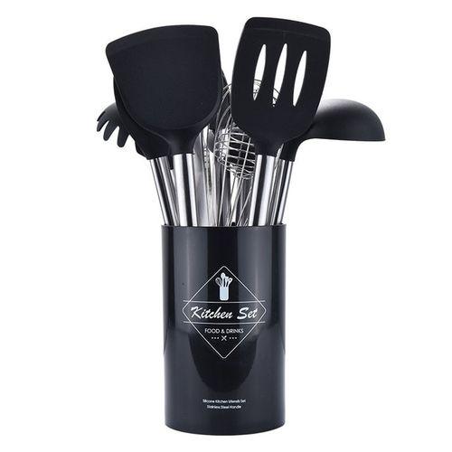 11PCS Of Kitchen Utensils Set Cooking Tools Tableware