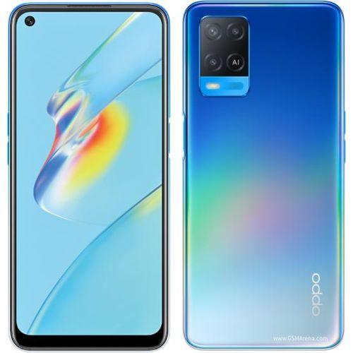 "A54 - 6.51"" (4GB RAM, 64GB ROM) Android 10 (13/2/2)MP + 16MP Selfie, DUAL SIM - 4G LTE - 5000mAh - Starry Blue"