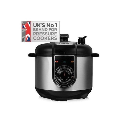Tower Electric Pressure Cooker - 5 Litres
