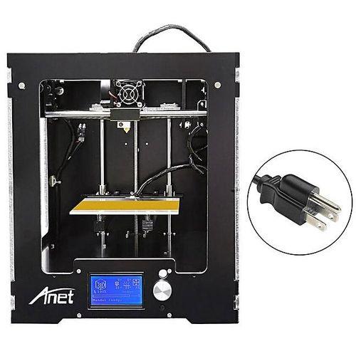 HP-Anet A3-S LCD 3D Printer High-precision Desktop FDM Printing Machine Kit Black