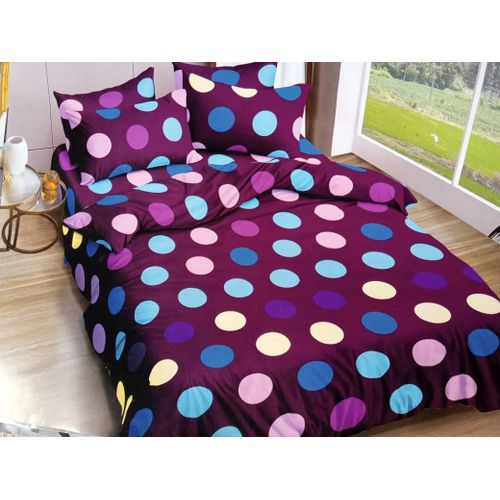 Beautifully Design Bedsheet With Pillow Cases
