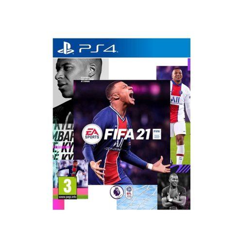 FIFA 21 EA Sports PlayStation 4