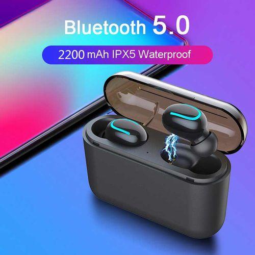 Wireless Earphones Bluetooth 5.0 Headphones Q32-TW
