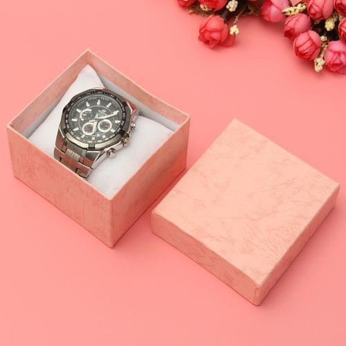 Cymii PaperBox Watch Cases Wrist Watch Display Box Storage