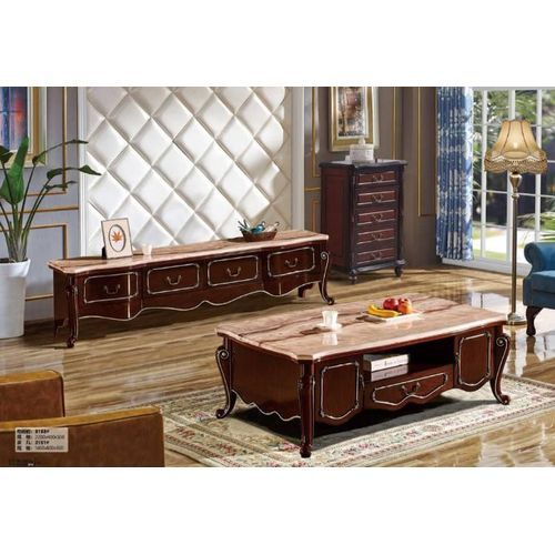 Royal Center Table With TV Shelve (Lagos,Delivery Only)