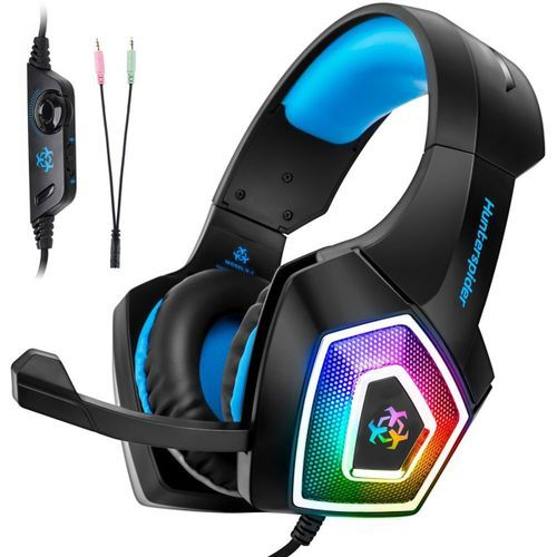V1Gaming Headset For PS4 Xbox One PC Gaming Headset With Mic
