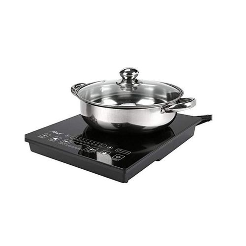 Induction Cooker Set With Stainless Steel Pot