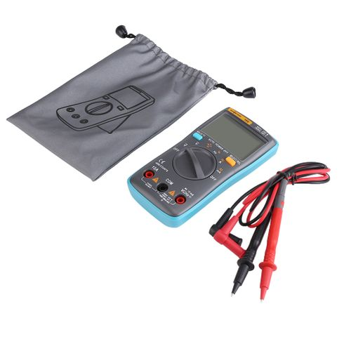 RICHMETERS RM100 4000 Counts Digital Multimeter Voltage Current Resistance Frequency Tester