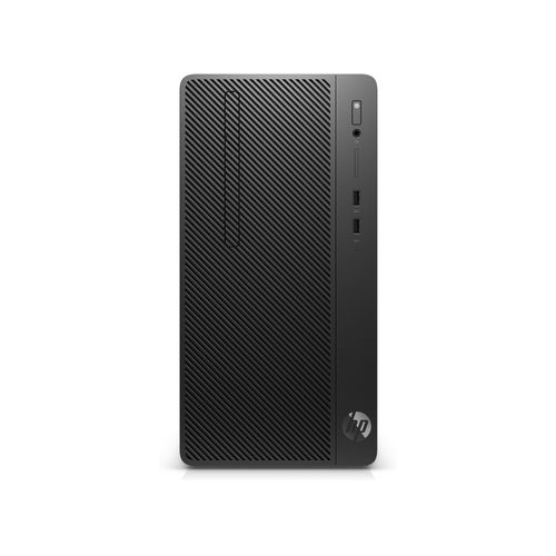 "290 G2 Microtower PC 8th Gen.Intel Core I3 4GB RAM, 1TB HDD DVD-Writer,Wind 10,HPV19718.5""LEDMONITOR"