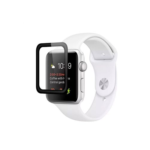 38mm Apple Watch 3D Full Coverage With 9H Screen Protector