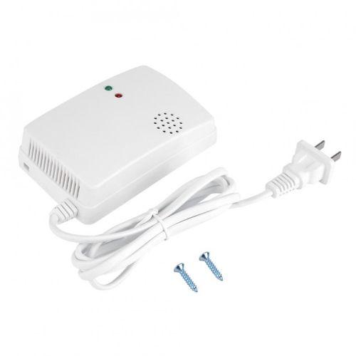 85db Natural Gas Leak Alarm Warning Sensor Detector Home Security Tool With Indicator Light