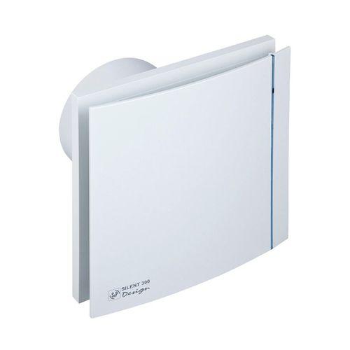 Silent Design 200 Ultra Quiet Wc & Bathroom Extractor Fan