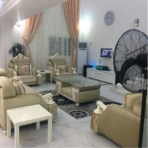 7 Seater Sofa Chair (Lagos Delivery Only)