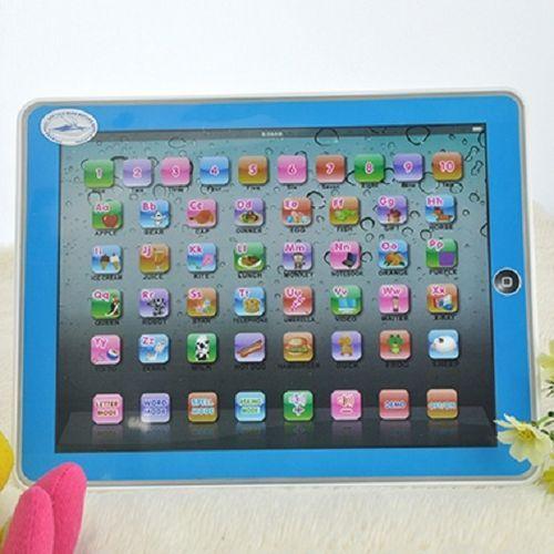 Hi-Pad Ypad Educational Learning Tablet - Blue