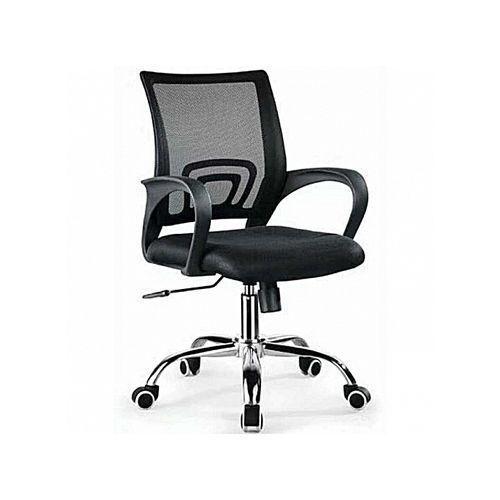 Secretary Mesh Swivel Office Chair