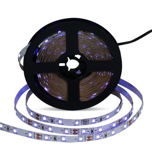 5m/16.4ft LED UV Blacklight Strip Light 300-Units LED Beads