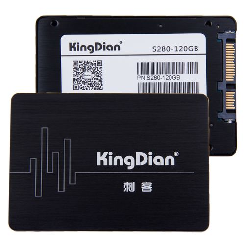 Kingdian S280 120GB 2.5 Inch Solid State Drive / SATA III Hard Disk For Desktop / Laptop