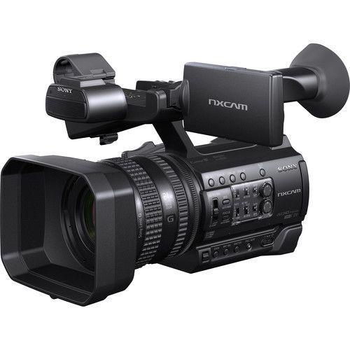 HXR-NX100 Full HD NXCAM Camcorder - Black