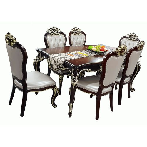 Royal Joaquin 6 Seater Dining Set