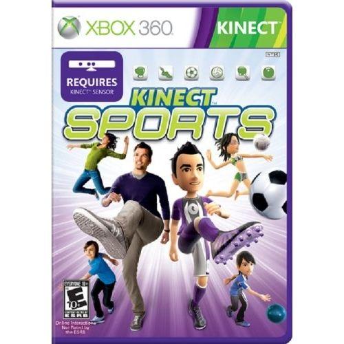 Kinect Sports - Xbox 360 Kinect