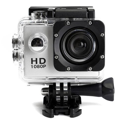 SJ4000 HD 1080P 2.0'' LCD Sports Action DV Car DVR Camera Camcorder Waterproof Silver