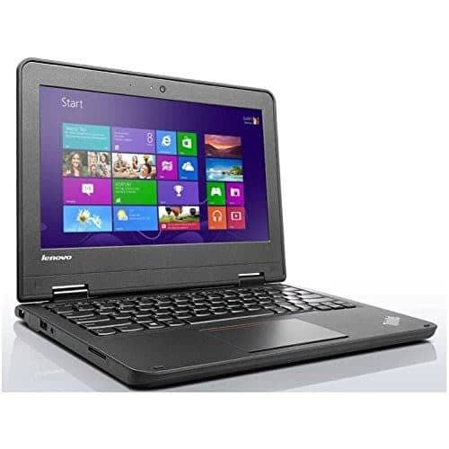 Thinkpad 11e - 11.6 Inch - Intel Celeron Quad-core - 128GB SSD - 4GB RAM -Free 32GB Flash - Black