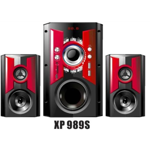 2.1 Bluetooth Home Theater System 989S