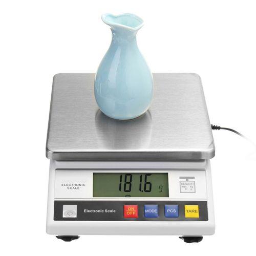 3kg 0.1g Digital Electronic Diet Food Balance Weighing Postal Postal Scales