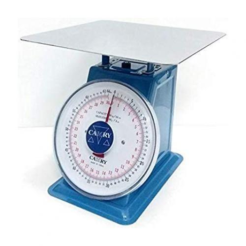 20KG/44LB Dial Spring Scale 20kg Blue