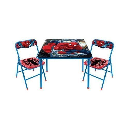 CHILDREN CHARACHER ACTIVITIES TABLE & CHAIRS