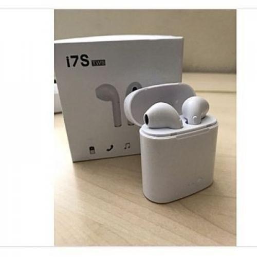 17s Tws Twins Double Pack,mini Stereo Wireless Earphone, Bluetooth, Headset
