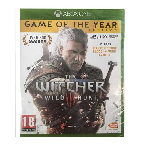 The Witcher 3: Wild Hunt - Game Of The Year - Xbox One