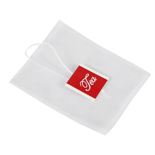 500 Pcs Heat Seal Empty Nylon Teabags, Tea Bags For Herbs