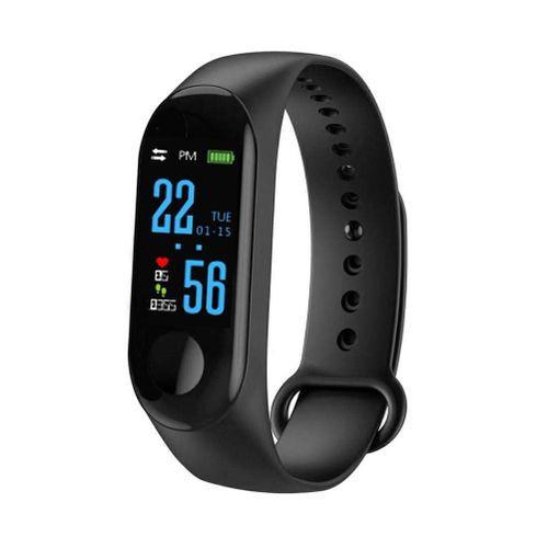 M3 Smart Watch Bracelet Heart Rate Monitor Blood Pressure