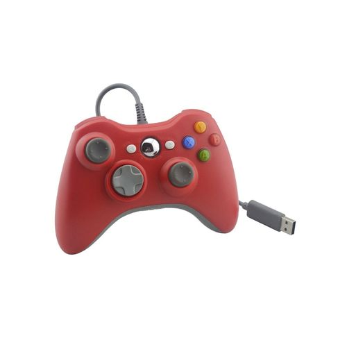 2019 New Gamepad For Xbox 360 Wired Controller For XBOX 360 Controle Wired Joystick For XBOX360 Game Controller Gamepad Joypad FCSHOP