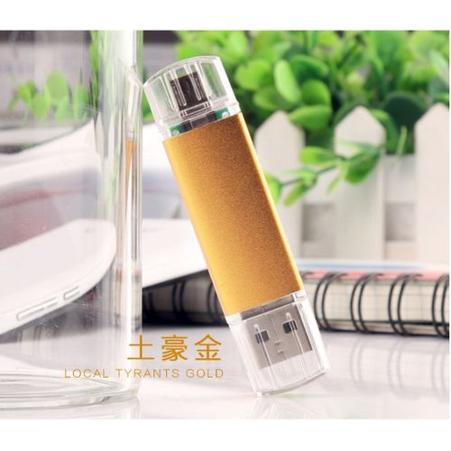 2 In 1 OTG Micro USB 2.0 64GB FLASH DRIVE Memory Stick