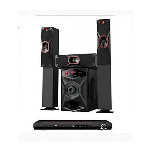 High Class DJ 3031 Powerful Home Theater With DVD