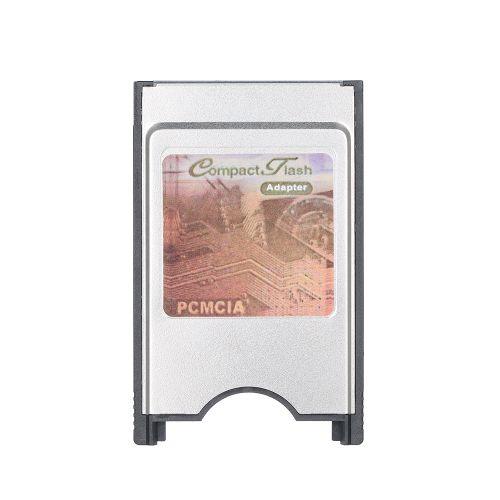 PCMCIA Compact Flash Adapter CF Card Reader Adapter CF Card