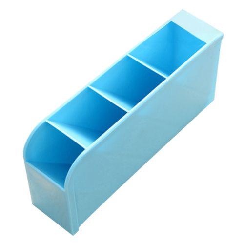 Plastic Organizer Storage Box Tie Bra Socks Drawer Cosmetic Divider Tidy BU