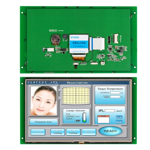 """10.1"""" Smart Monitor Panel With RS232+Program+Touch Screen"""