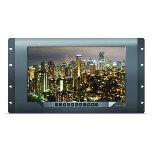 SmartView 4K Ultra HD Broadcast Monitor With 12G-SDI