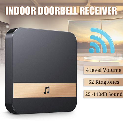 Wireless Video Doorbell Smart Door Bell Visual Camera Indoor Outdoor Security