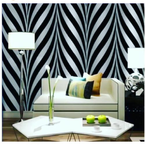 3D Wall Paper Stone PREPAID ONLY