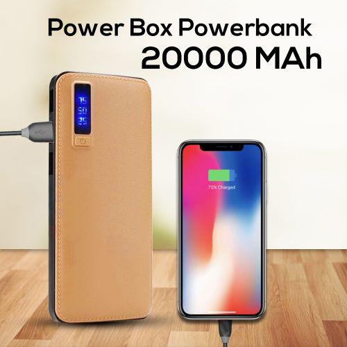 Power Box-30000mAh Mobile Power Bank