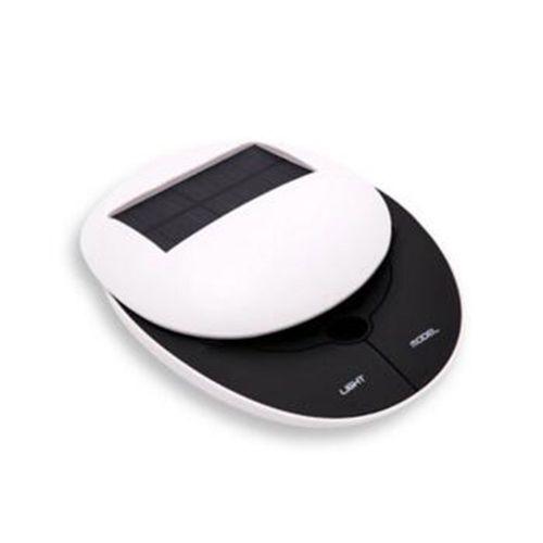 Smart Solar Car Air Purifier With Odor Oxygen Bar Aromatherapy Machine White