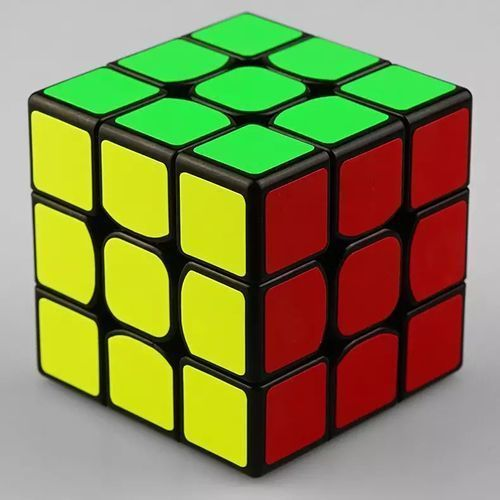 Rubies Cube Educational Puzzle For Children